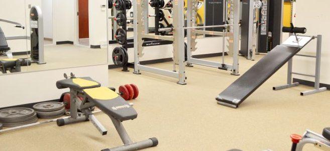 Miller Amp Long Fitness Center Casey Construction